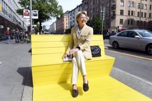 Företaget ägs av  Ulla Hamilton